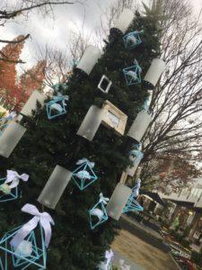 クリスマスツリー デート 星ヶ丘 名古屋 フォトスポット