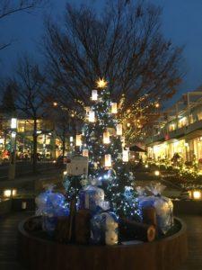 星ヶ丘テラス クリスマスツリー 2016 家族と 恋人と 写真スポット イルミネーション ヒンメリ
