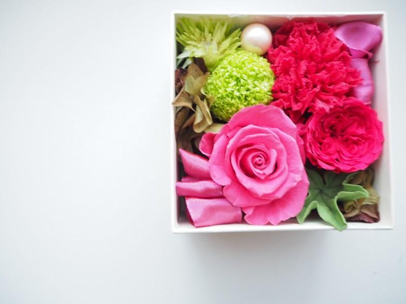 サマーセール,夏のバーゲン,夏の花,プリザーブドフラワー,贈り物,夏の贈り物,新潟,