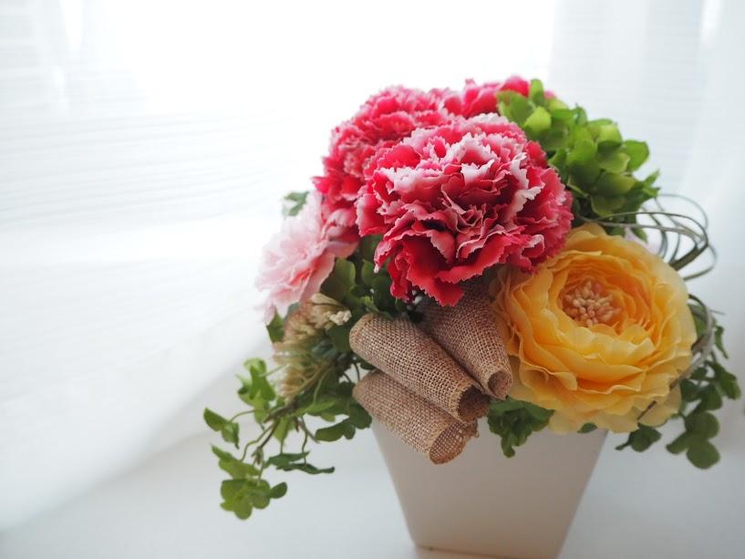 母の日,プレゼント,カーネーション,人気の贈り物.赤いカーネーション