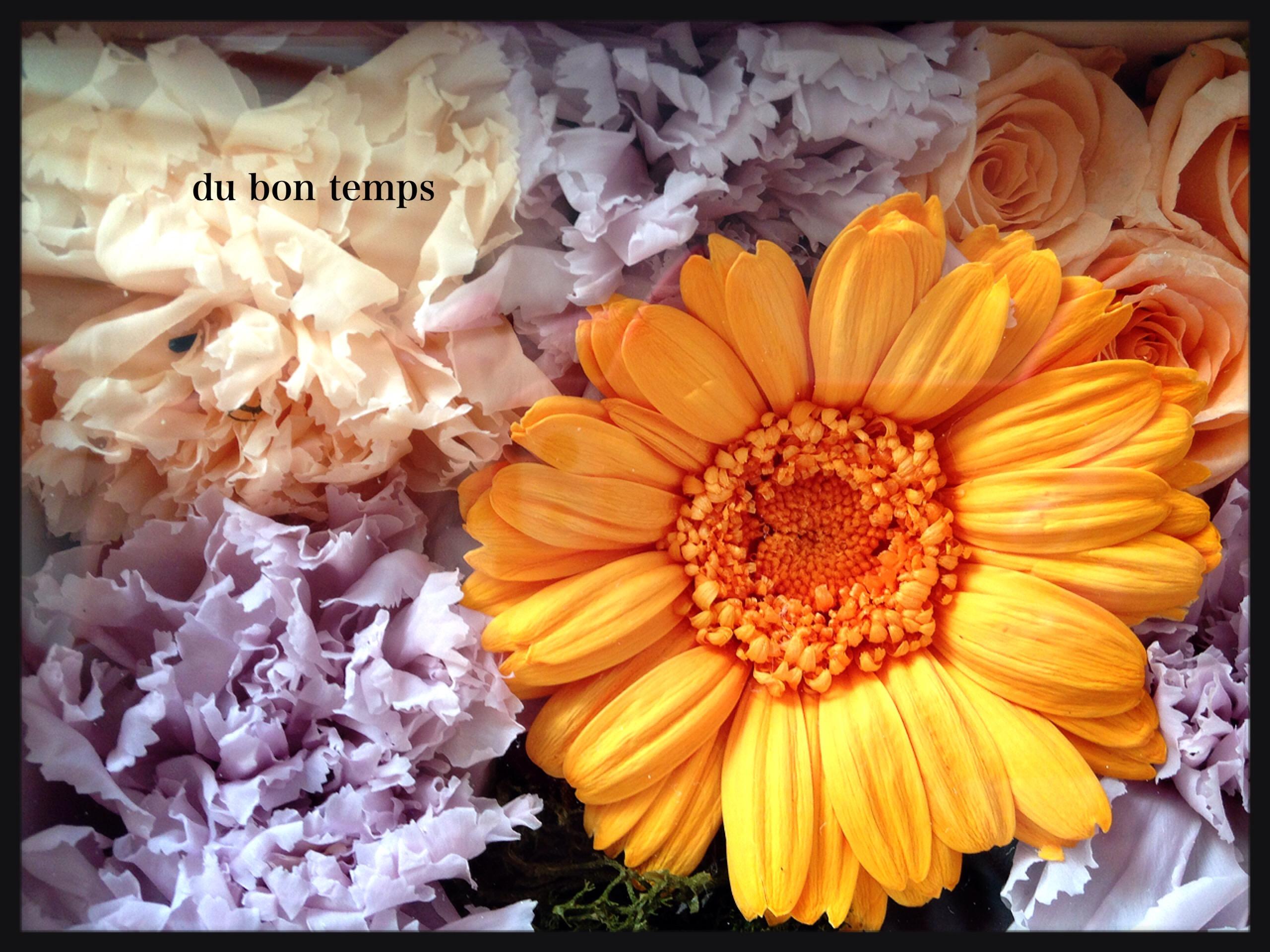 母の日,母の日ギフト,母の日レッスン,プリザーブドフラワー,新潟,du bon temps,デュボンタン,フォトフレーム