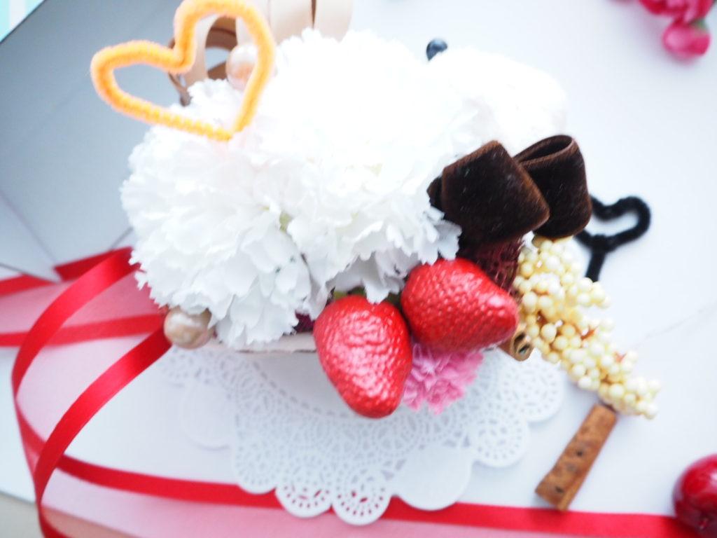 花育,お花の教室,フラワーケーキ,フラワーアレンジメント,子供の習い事,デュボンタン