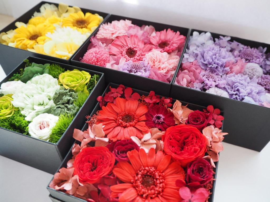 母の日,サプライズ,お母さん,カーネーション,プレゼント,お花,プリザーブドフラワー