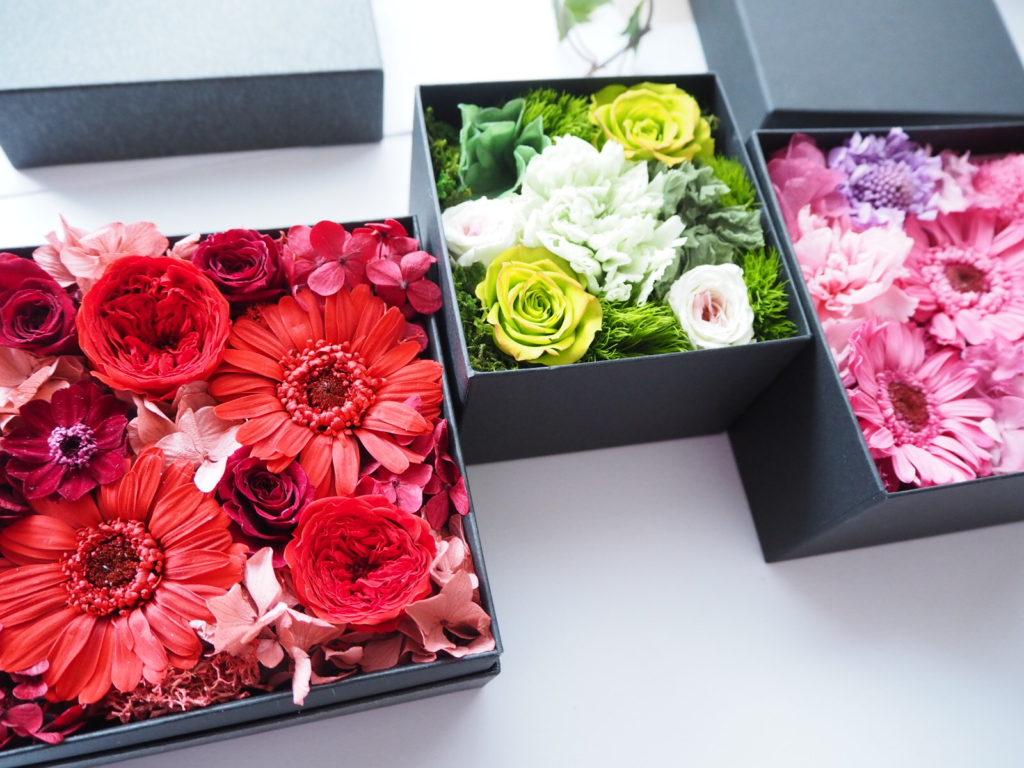 母の日プレゼント,プリザブドフラワー,母の日の花,感謝のプレゼント